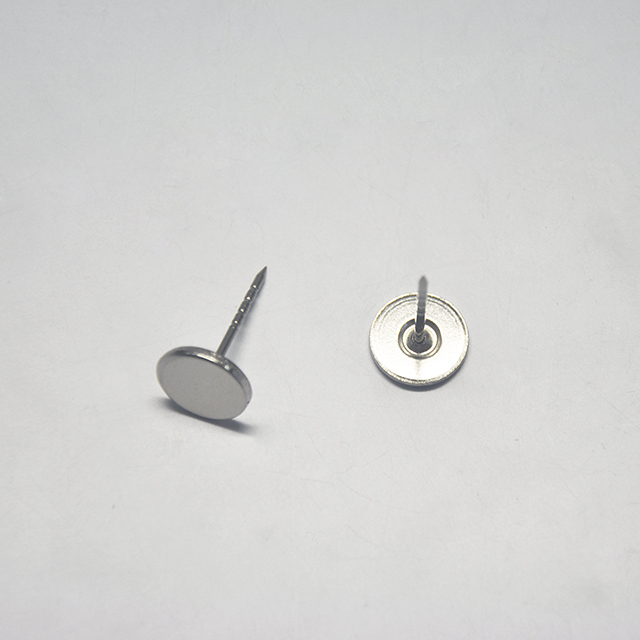 58Khz/8.2Mhz Anti-shoplifting Eas Steel Pin for Hard Tags Eas Rf Security Tag Pins Eas