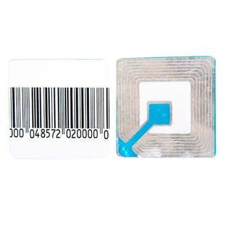 High Quality Hot Selling EAS Anti-theft RF Soft Label