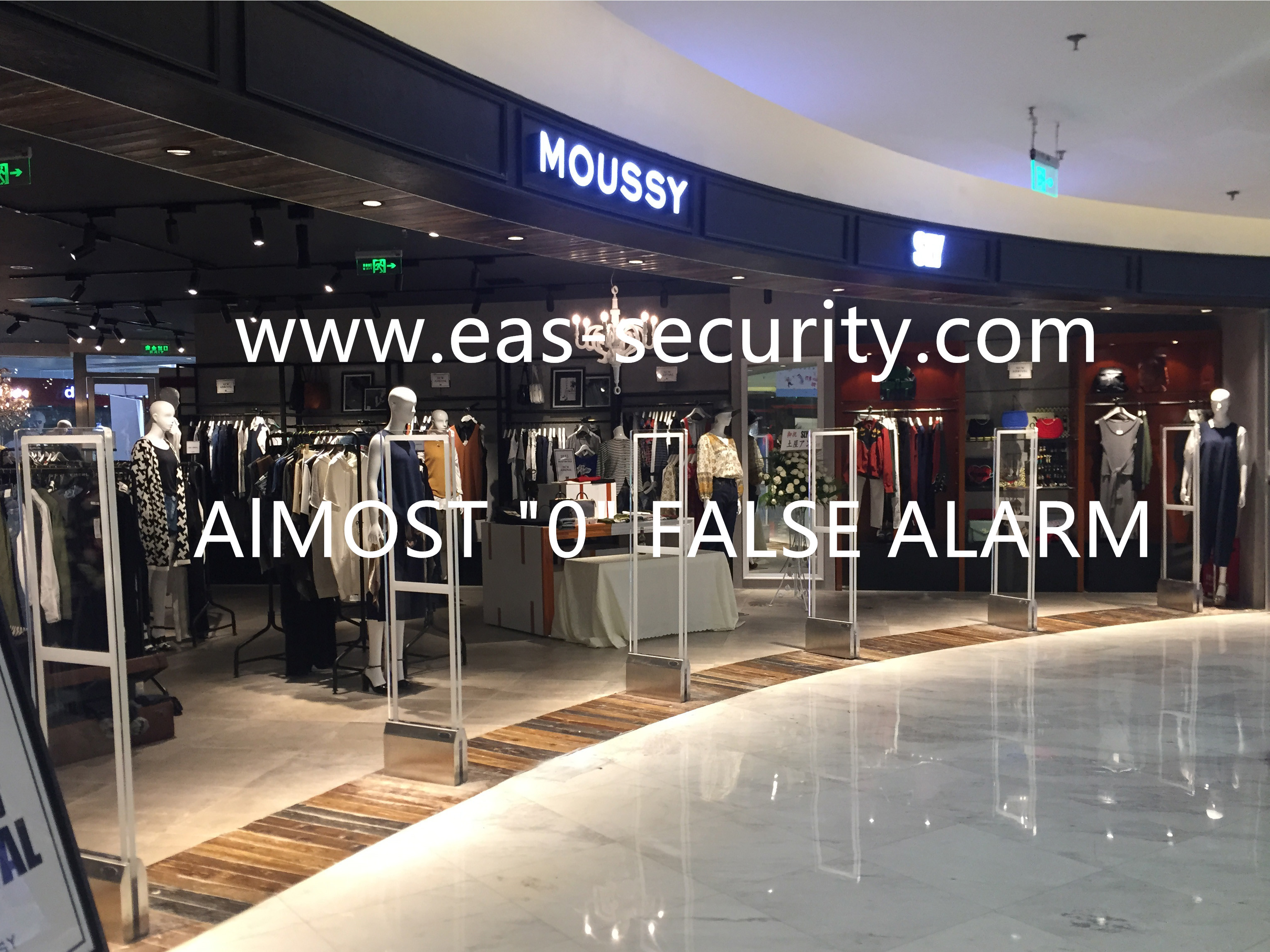 Bohang anti-theft security EAS system