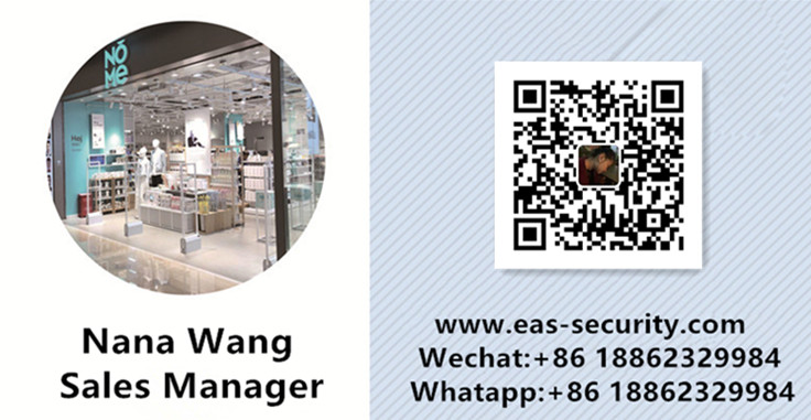 Bohang concealed eas loop anti-theft system